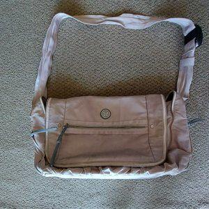 Lululemon Messenger Bag - Blush Pink Lavender